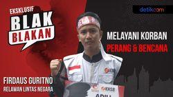 Blak-blakan Petualangan Relawan Indonesia Lintas Negara