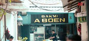 Bakmi Aboen, Legendaris di Pasar Baru