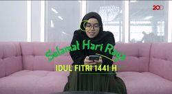Selamat Idul Fitri 1441H, Tetap Berbahagia Ya!