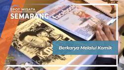 Komunitas Komik Jalan Cempaka Semarang