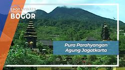 Pura Parahyangan Agung Jagatkarta, Bogor