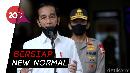 Cek Summarecon Bekasi, Jokowi: Kita Ingin Tetap Produktif Tapi Aman