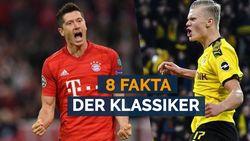Pemanasan Jelang Dortmund Vs Bayern Munich