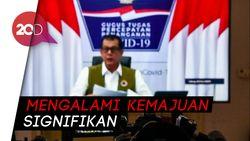 Pemerintah: Kasus Positif DKI Turun, Pasien RS Rujukan Kurang dari 50%