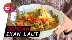 Resep Ikan Kuah Garang Asam Khas Situbondo