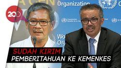 WHO Desak Indonesia Setop Gunakan Klorokuin untuk Pasien COVID-19