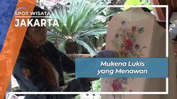 Mukena Lukis yang Menawan, Jakarta
