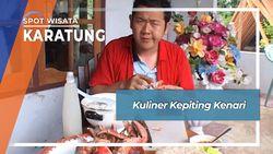 Kuliner Kepting Kenari, Karatung