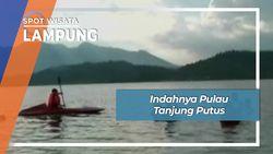 Indahnya Pulau Tanjung Putus, Lampung