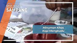 Minuman Khas Kopi Mengkudu, Sampang