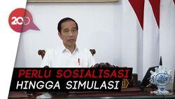 Jokowi Siapkan Strategi Khusus Jelang New Normal di Sektor Pariwisata
