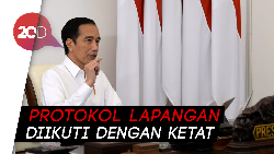 New Normal Sektor Pariwisata, Jokowi: Tolong Tidak Usah Tergesa-gesa