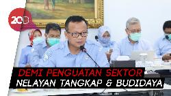 Rincian Rp 1,24 T, Anggaran Tambahan yang Diminta Edhy Prabowo