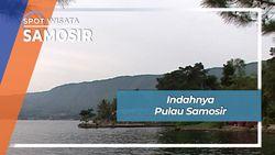 Indahnya Pulau Samosir