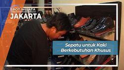 Sepatu untuk Kaki Berkebutuhan Khusus, Jakarta