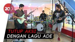 Gokil! Jamming Session Bareng AIB Show Perdana di detikcom