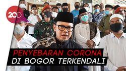 Jumatan di Bogor, Bima Arya Ngaku Terharu