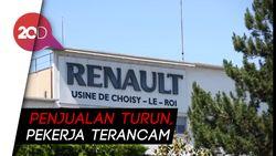 Renault Bakal PHK 15.000 Pekerja, Terbanyak di Prancis!