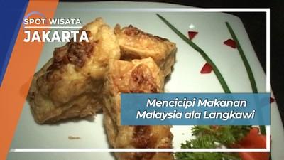 Mencicipi Tahu Sumbat Makanan Malaysia ala Kedai Langkawi di Jakarta