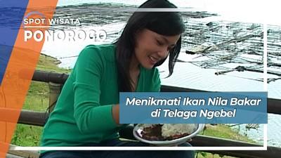 Lezat Nikmat  Ikan Nila Bakar di Telaga Ngebel Ponorogo