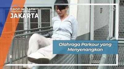 Olahraga Parkour Ala Jakarta