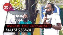 Mahasiswa Papua Curhat ke Wagub DKI: Cari Kos di Jakarta Susah!