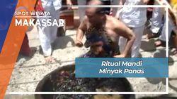 Ritual Mandi Minyak Panas, Makassar