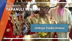 Uniknya Tradisi Ombus, Tapanuli Tengah
