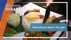 Nikmatnya Ayam Kluwek, Surabaya