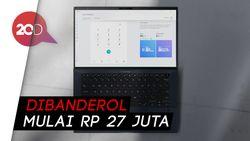 Asus Luncurkan Laptop ExpertBook B9450, Cocok untuk Pebisnis