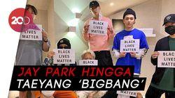 Sejumlah K-Pop Idol Ikut Serukan #BlackLivesMatter