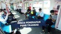 Operasional MRT Jakarta Kembali Normal Mulai 5 Juni