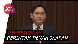 Bos Samsung Pilih Bungkam Saat Hadir di Pengadilan