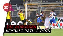 Gol Emre Can Menangkan Dortmund Atas Hertha Berlin