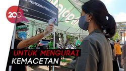 GoRide Instan Kini Hadir di Empat Stasiun Terpadu di Jakarta