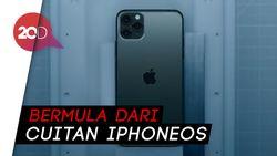 iPhone Dikabarkan Akan Berubah Nama Jadi Apple Phone