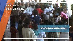 Upacara Adat Minta Hujan, Kalimantan