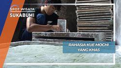 Penganan Unik nan Khas, Sukabumi