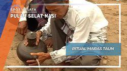 Ritual Maras Taun, Pulau Selat Nasi