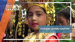 Parade Seribu Kartini, Jakarta