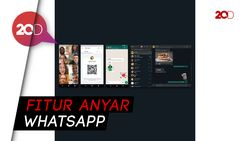 Tutorial Ubah Mode Gelap WhatsApp Web
