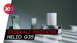 Dibanderol Murah, Ini Spesifikasi Realme C11