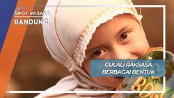 Gulali Raksasa Ala Bandung