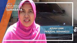 Penjual Semanggi Online Asal Sambikerep Surabaya