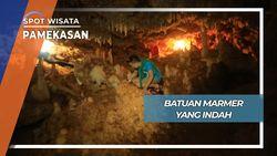 Gua Harta Karun Batu Marmer Desa Blaban Pamekasan