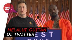 Kanye West Calonkan Jadi Presiden AS, Elon Musk Dukung Penuh
