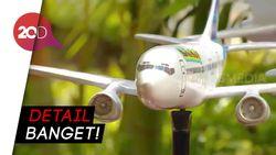 Keren! Melihat Pembuatan Miniatur Pesawat di Yogyakarta