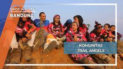Trail Angels, Komunitas Crosser Kaum Hawa Nan Tangguh Bandung