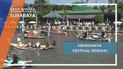 Festival di Atas Air, Surabaya