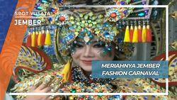 Parade Busana Budaya, Jember